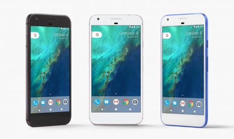 Google introduces Pixel in time for holiday season