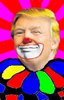 Tesla : la model 3 dévoilée - Page 21 Trump-clown-multi-color