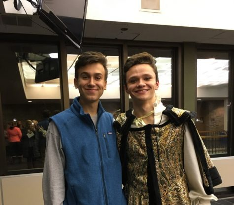 USF's production Much Ado About Nothing stars former LHS student