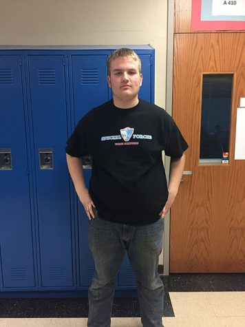PE Student of the week: Fetter