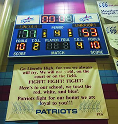 LHS girls basketball team faces the WHS Warriors