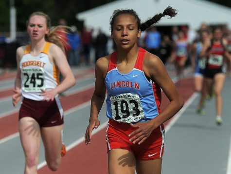 LHS track team looks to make it another record season