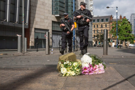 Manchester Bomber suspect identified