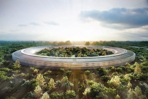 It's a spaceship, it's Noah's ark, it's Apple Park