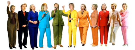 Where is Hillary now?