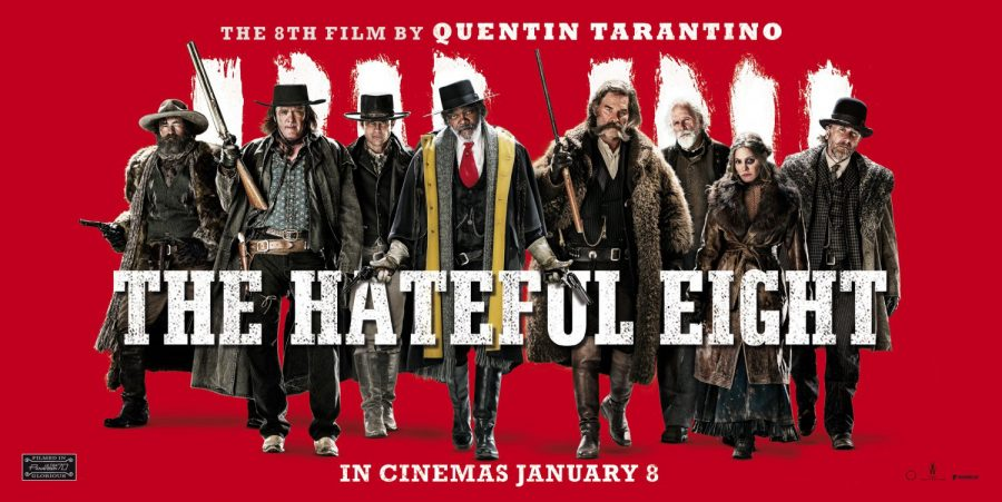 The cast of the Hateful Eight.