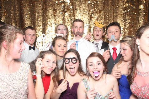 Prom 2016: behind the scenes of the boardwalk theme