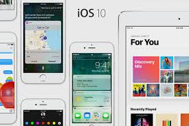 The iPhone update, iOS 10, improved the layouts of several applications as well as enhancing the technology of many features.