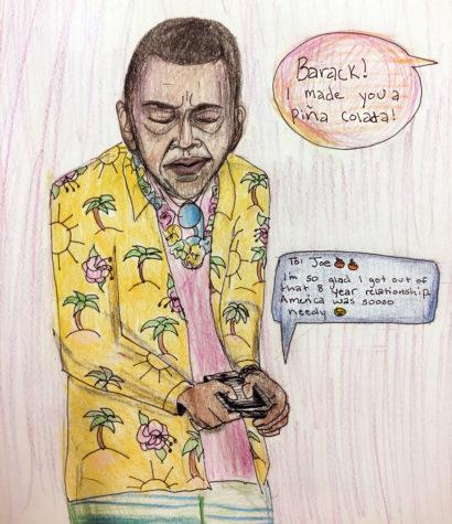 Obama healing his broken heart