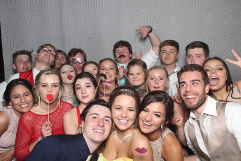 Prom video and photos