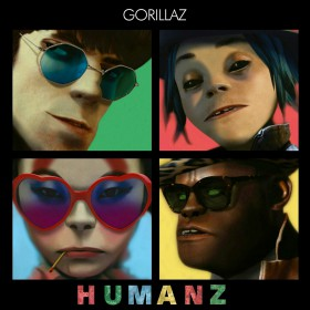 Record-breaking digital band Gorillaz due to release their first album in 6 years