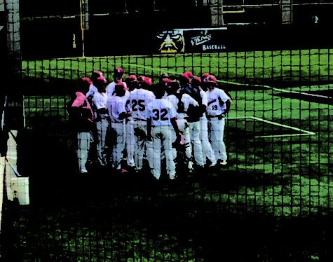 LHS baseball comes to an end