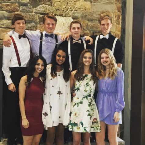 Advice to newbies: How to dress for success on formal night