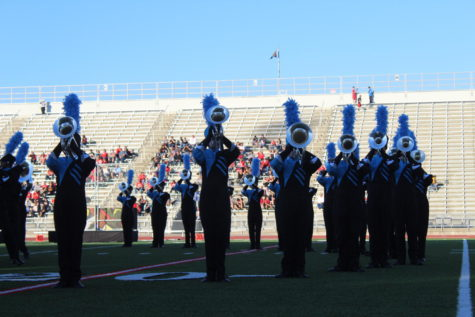 LHS All-State Band attendance gives a record high this year
