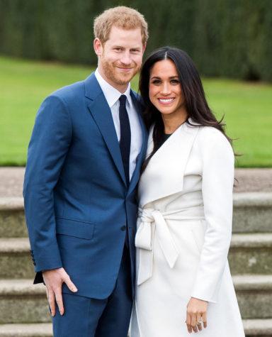 Royal Engagement makes history