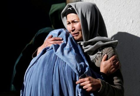 Afghanistan bombing kills 95, injures more