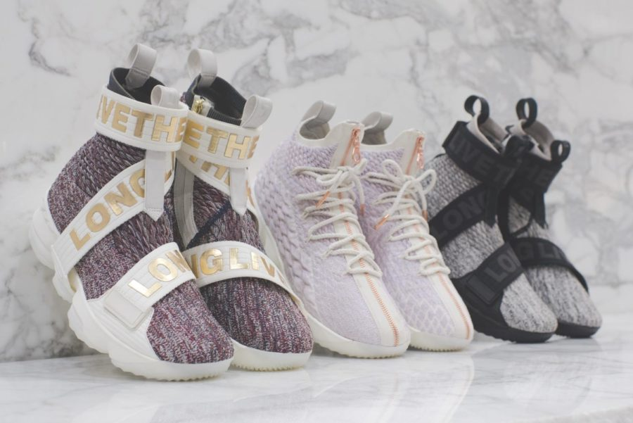 KITH and The King; collaboration