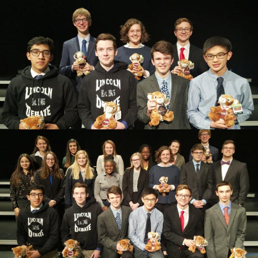 LHS Speech teams reach success at Rushmore District Tournament