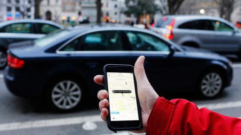 Uber kills a pedestrian