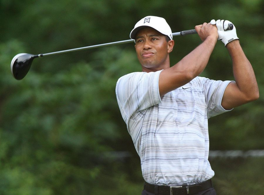 Woods is in a strong position to make a run at the Masters title.
