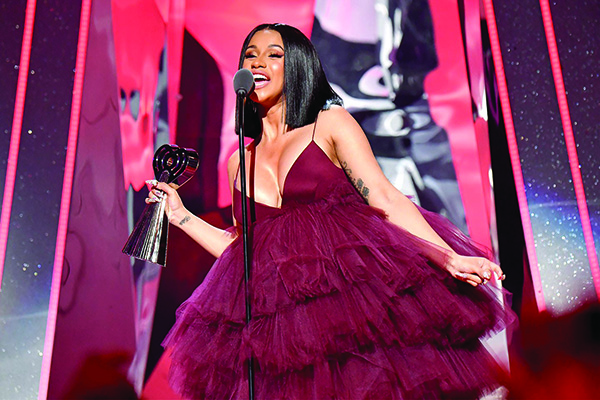 Cardi B Actually Heartbroken Despite Putting On Brave: First Kylie, Now Cardi B, Keeping Pregnancy In The Shadow