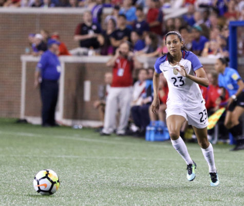 USWNT in SheBelieves Cup: Sports and spirit