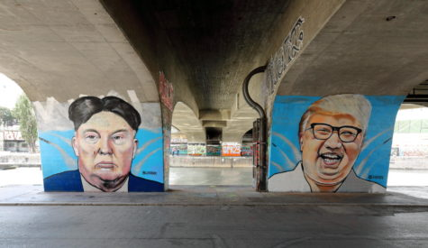 Kim Jong Un and Trump: A meeting for the books