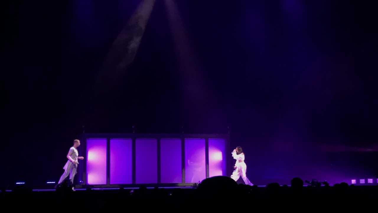 Lorde performed