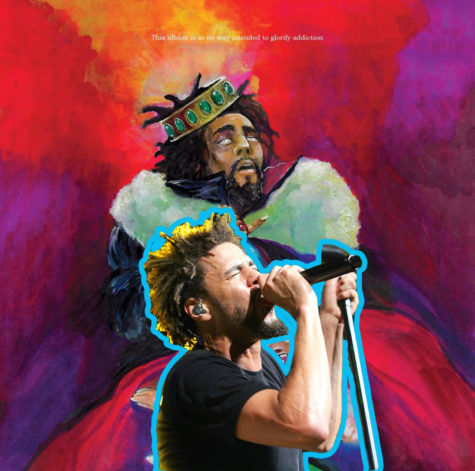 Rising from the Coles: J. Cole stuns with new release