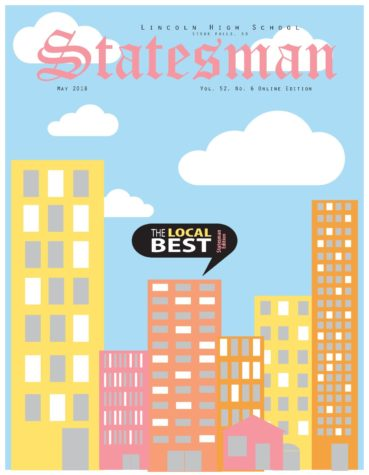 May Issue of Statesman