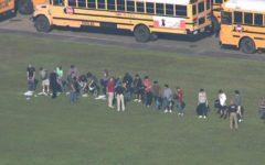 Santa Fe school shooting causes district lockdown