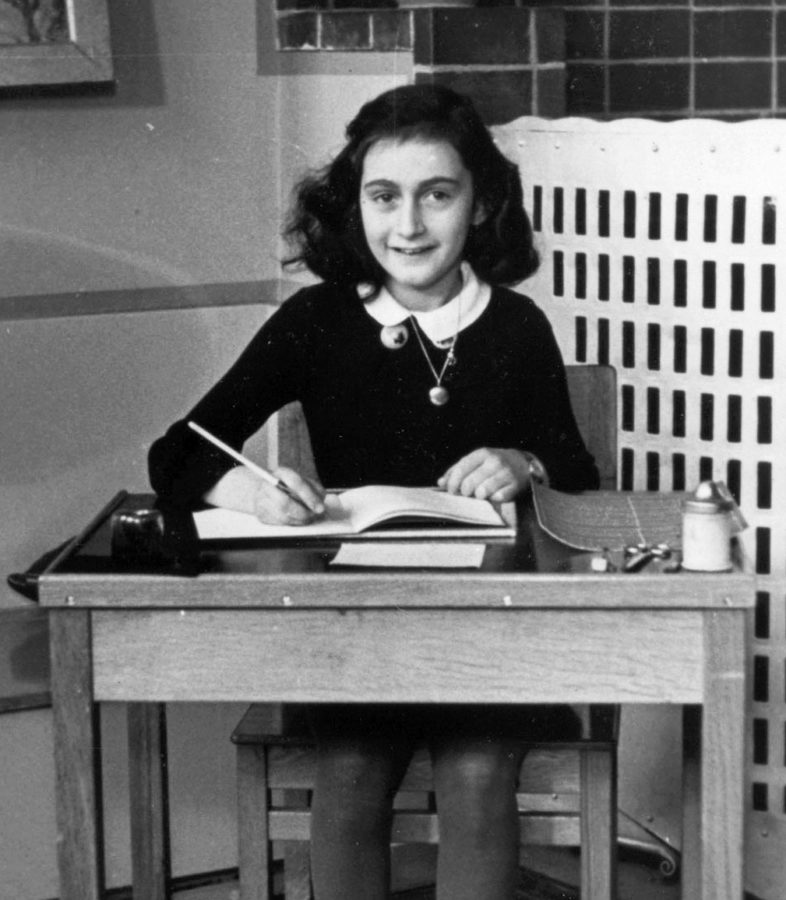 New pages in Anne Frank's diary discovered