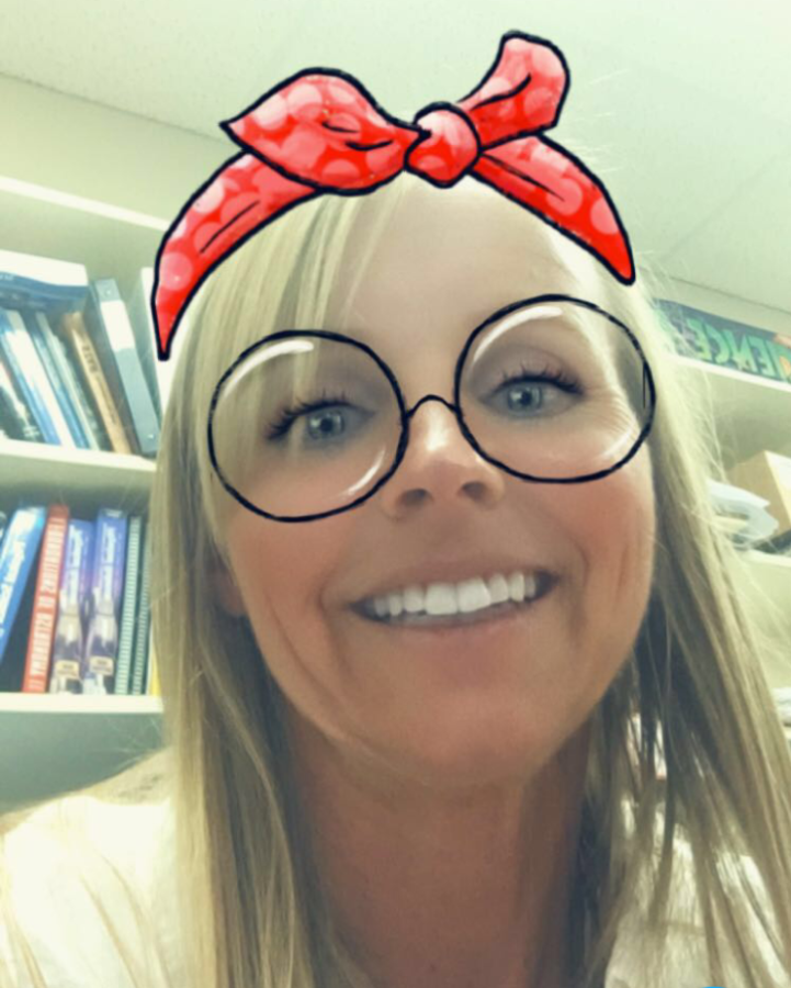 LHS teacher's favorite Snapchat filters – Lincoln High