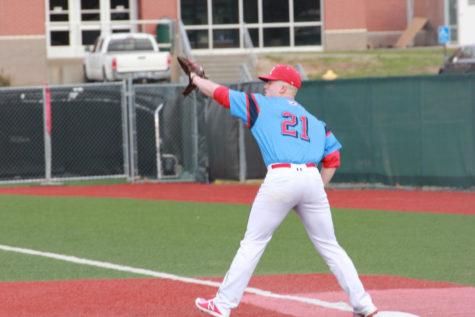 LHS boys baseball update