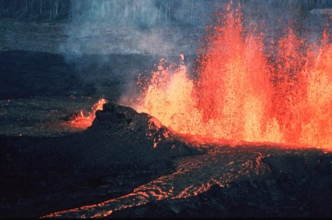 Earthquakes and Lava; The current scene in Hawaii