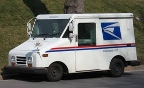 Mail truck dreams