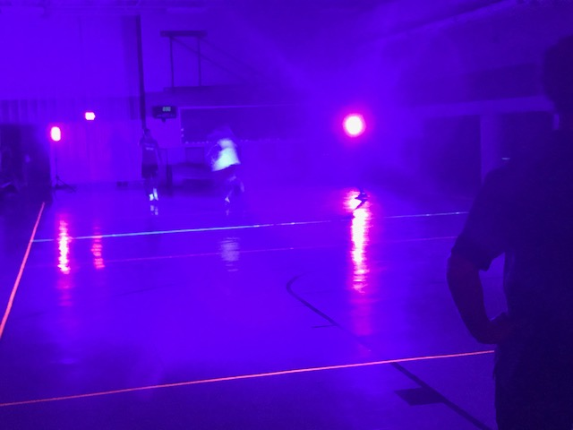 The+senior+party+was+full+of+activities+that+seniors+could+enjoy+from+9p.m.+to+4a.m.+such+as+ultraviolet+light+dodgeball.