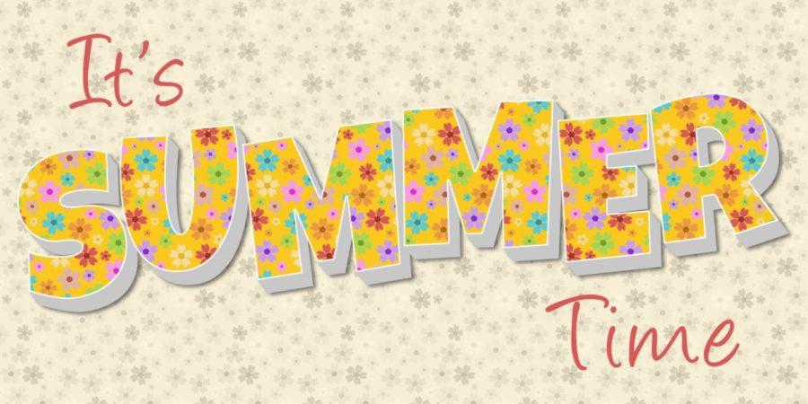 Summer break isn't a break