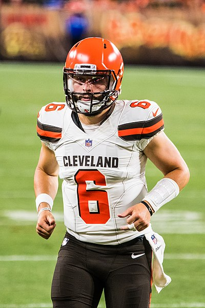 The Browns were led to its first win in 635 days by rookie quarterback, Mayfield.