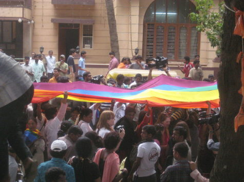 India legalizes gay sex in a unanimous ruling
