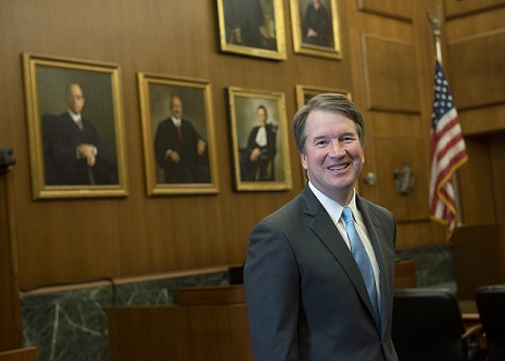 Supreme Court nominee, Kavanaugh has been accused of sexual assault just a few weeks before his potential confirmation into the U.S. Supreme Court.