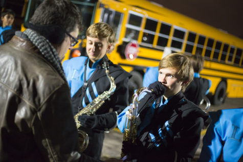 The misadventures of the LHS marching band