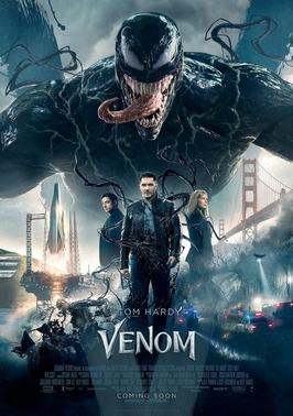 Venom was released in theatres on October 10, 2018.