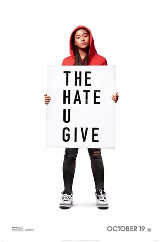 """""""The Hate U Give: an outlook on today's society"""
