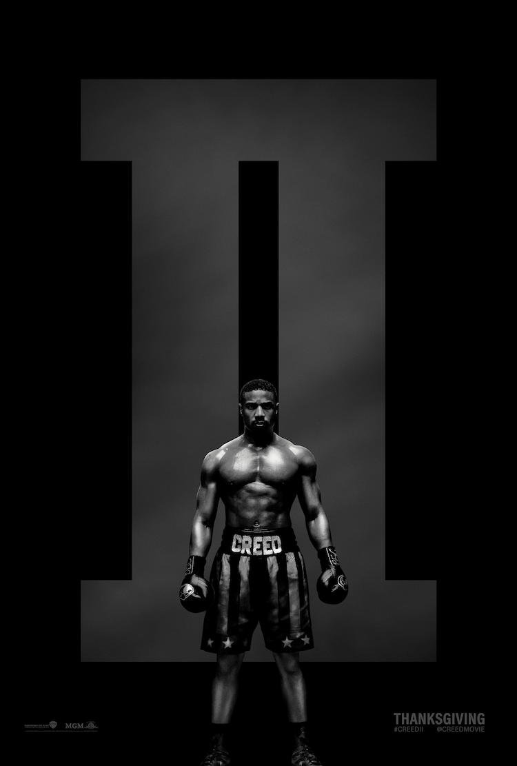 Creed 2 is the eighth film in the Rocky franchise.