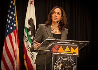Kamala Harris is the most recent candidate for the 2020 presidential election.