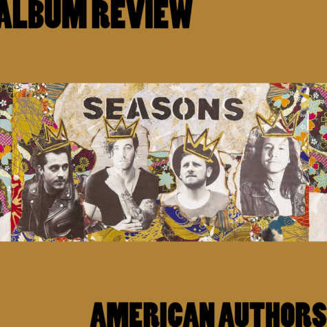 American Authors changes with the 'Seasons'