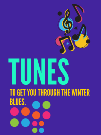 Some energizing music to get you through the remaining winter days.