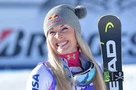 Vonn at the 2018 Winter Olympics