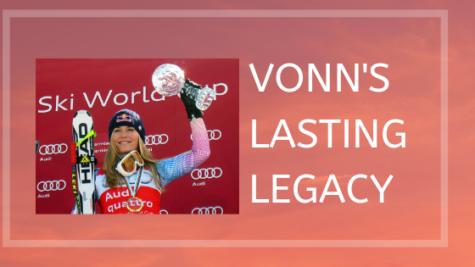 Vonn's lasting legacy